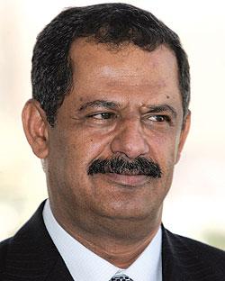 الدكتور علي محمد مجور