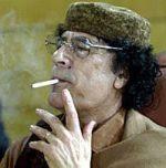 القذافي:يتوعد إيران